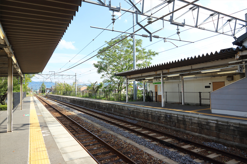 甲賀駅(JR草津線甲賀駅)施設情報・アクセス・写真画像・忍者の里・トリックアートまとめ