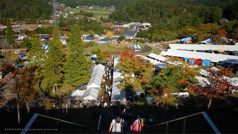 信楽セラミック・アート・マーケット in 陶芸の森 写真