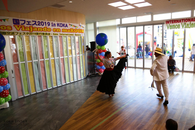国ふぇす2019 in Kokaをチラッと見て来ました。@まるーむ
